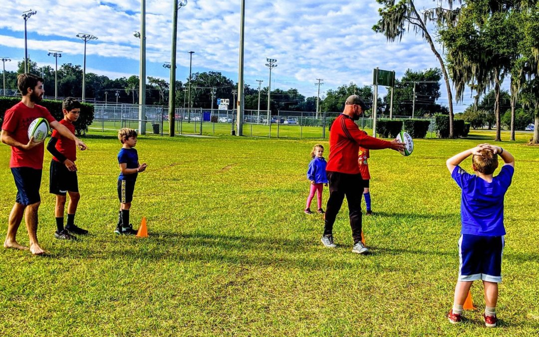 Free Youth Rugby Clinics Now Provided by Lakeland Lancers Rugby